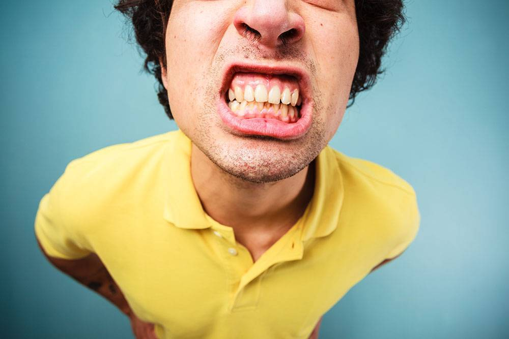Teeth Grinding: Its Cause and Prevention