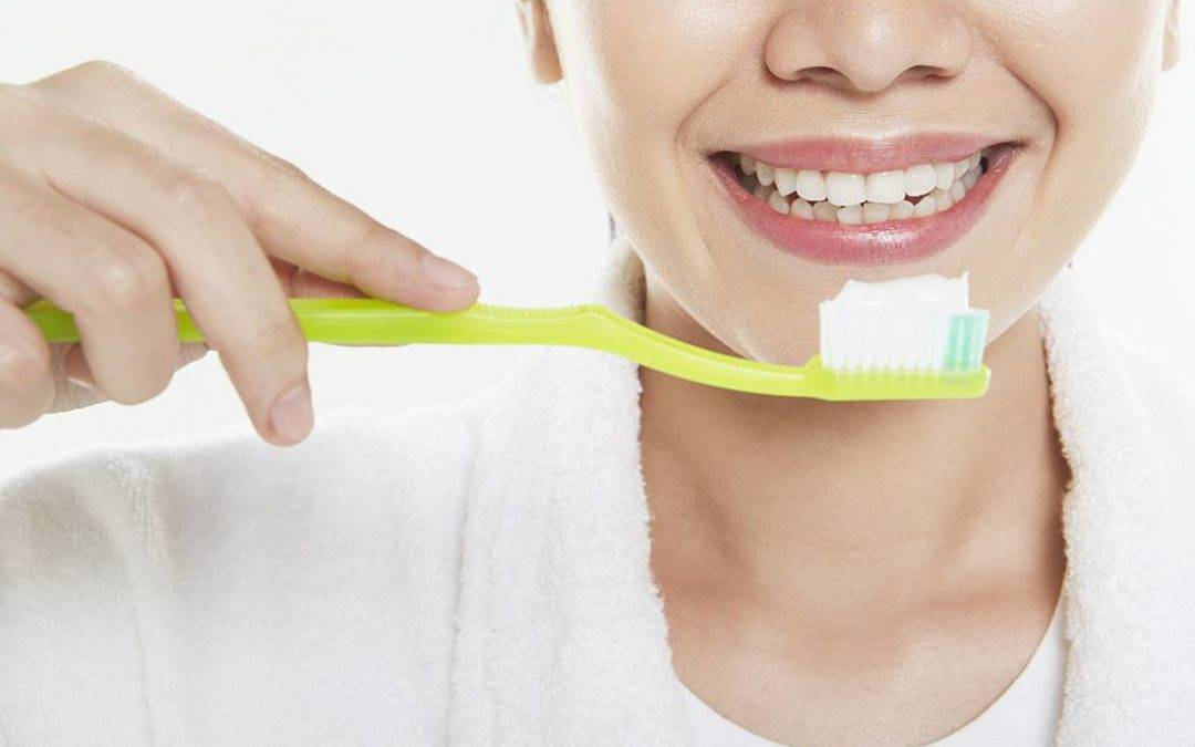 The Benefits of Tooth Brushing