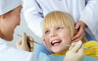 Perfect Age For A Child To Visit A Dentist